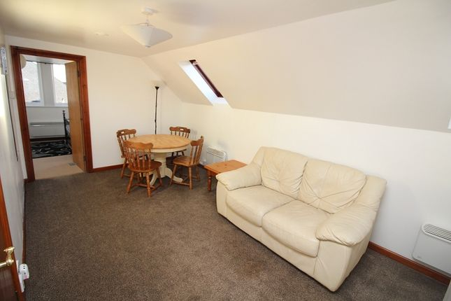Thumbnail Flat to rent in Flat C Brooke House, Brooke Avenue, Milford Haven