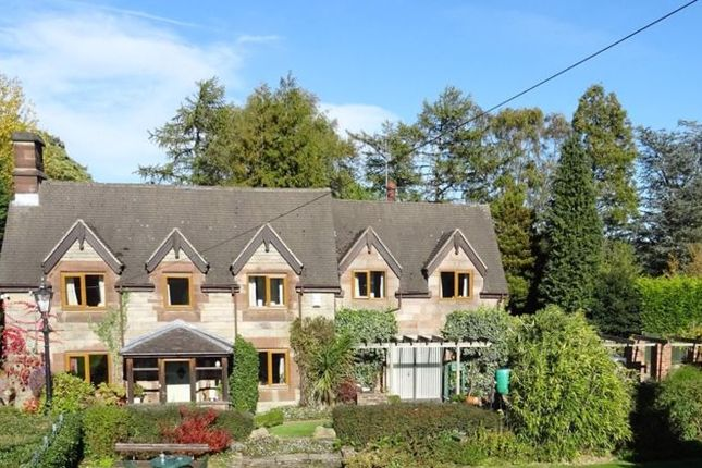 Thumbnail Detached house for sale in Longshaw Lane, Farley, Staffordshire