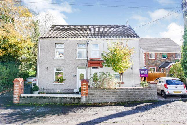 Thumbnail Semi-detached house for sale in Belgrave Road, Swansea