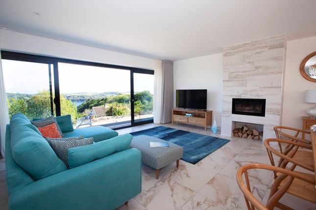 Thumbnail Detached house for sale in St Mawes, The Roseland, Cornwall