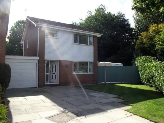 Thumbnail Link-detached house for sale in Saffron Close, Padgate, Warrington, Cheshire