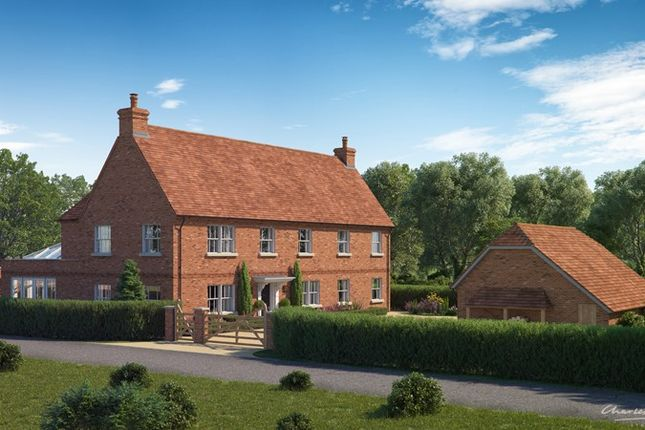 Thumbnail Detached house for sale in Lyndhurst Road, South Holmsley, Bransgore