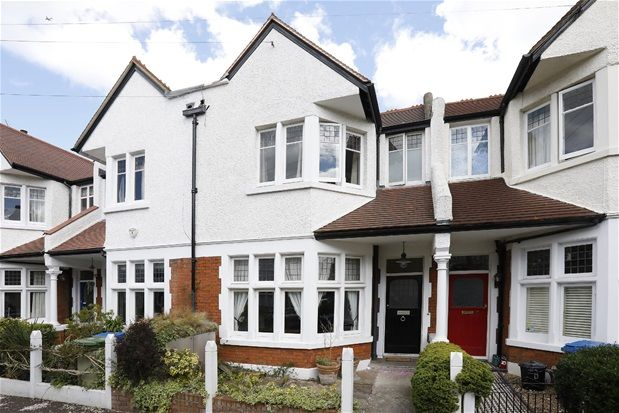 Thumbnail Terraced house for sale in Pickwick Road, London
