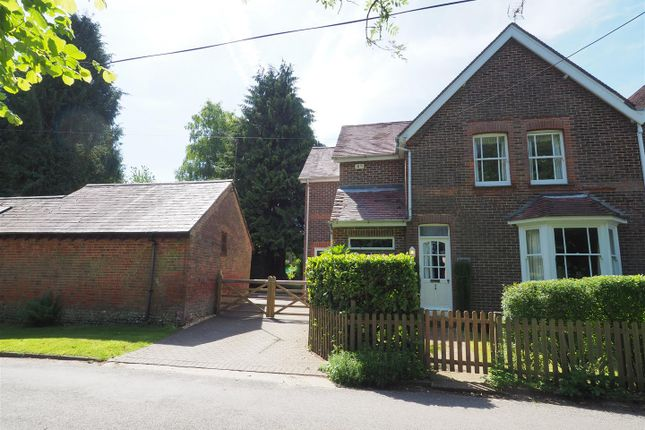 Thumbnail Property for sale in Steep Marsh, Petersfield