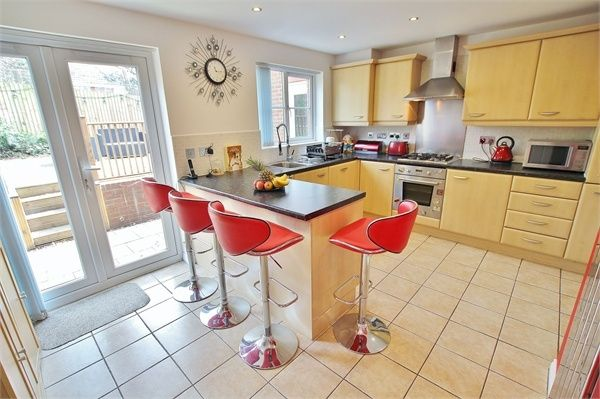 Thumbnail Detached house for sale in Speedwell Close, Pontprennau, Cardiff