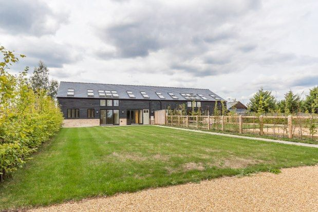5 bed barn conversion to rent in Church Street, Haslingfield, Cambridge CB23