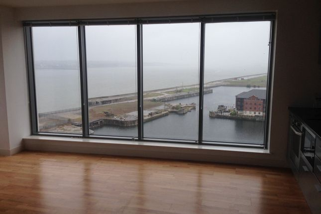 Thumbnail Flat for sale in 1 William Jessop Way, Liverpool