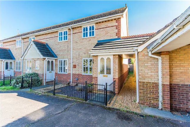Thumbnail Terraced house for sale in Hopkins Close, Cambridge