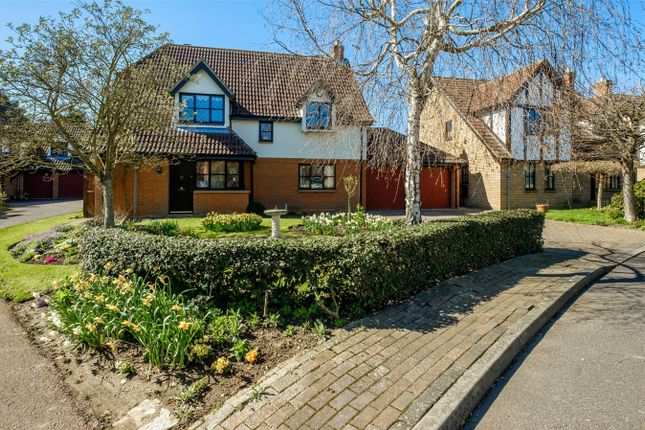 Thumbnail Detached house for sale in Tawny Crescent, Hartford, Huntingdon