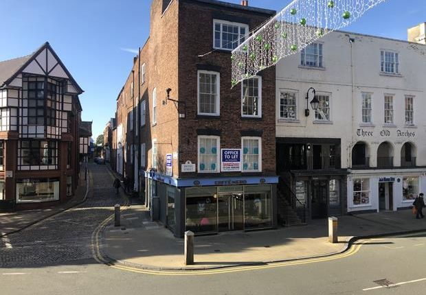 Office to let in White Friars - Top Floor Office, White Friars, Chester