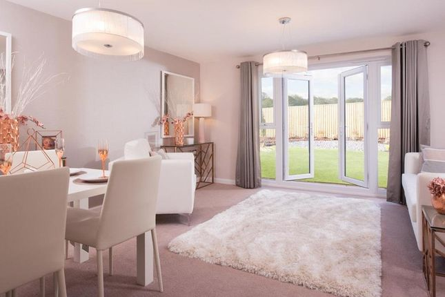 """Thumbnail Semi-detached house for sale in """"Folkestone"""" at Orchid Green, Northwich"""