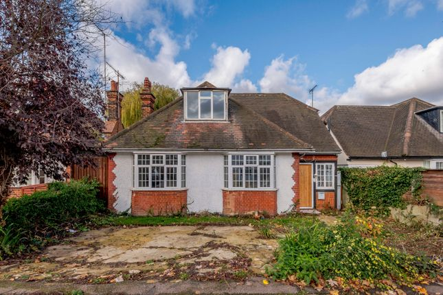 Thumbnail Bungalow for sale in The Vale, London