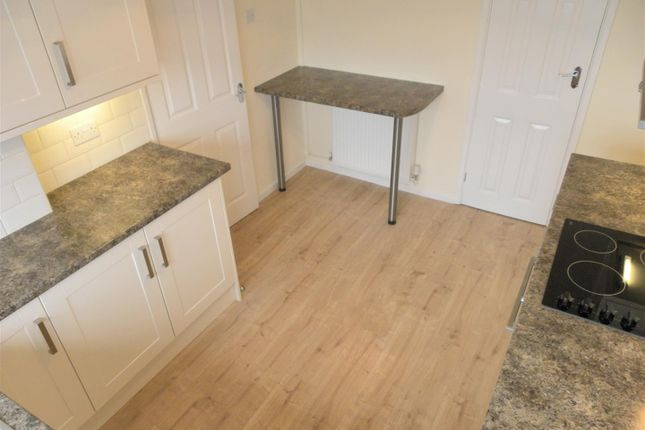 Thumbnail Terraced house to rent in Hywel Road, Haverfordwest