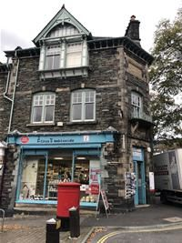 Thumbnail Retail premises for sale in Central Buildings, The Crux Of Ambleside