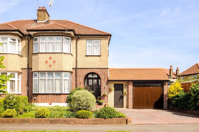 3 bed semi-detached house for sale in Hawthorn Drive, Harrow, Middlesex