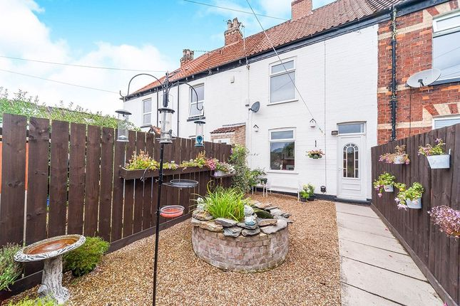 Thumbnail Terraced house to rent in Mount Pleasant, Sutton-On-Hull, Hull
