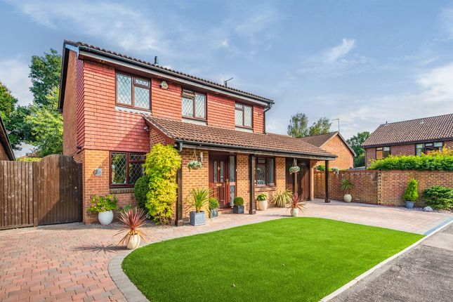 Thumbnail Detached house for sale in Cox Grove, Burgess Hill