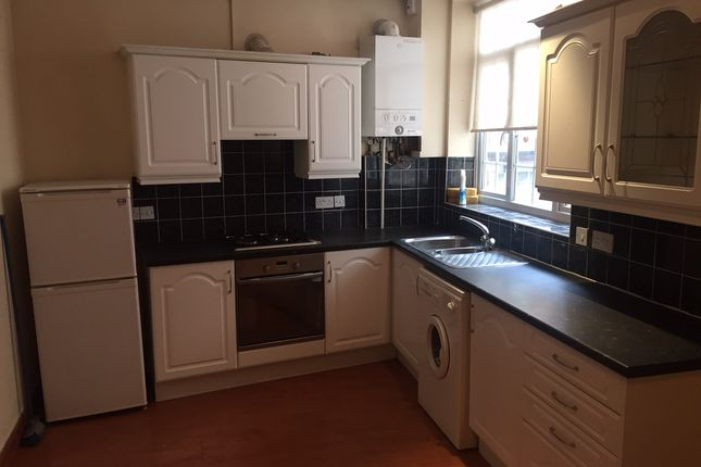 Thumbnail Flat to rent in Granby Street, City Centre, Leicester