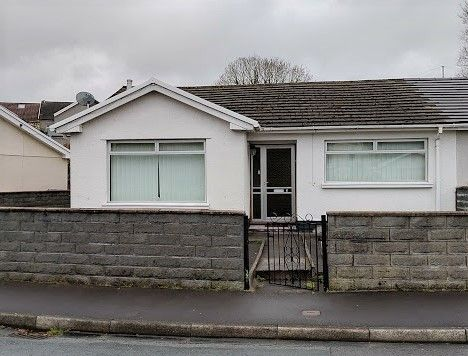 Thumbnail Semi-detached bungalow for sale in Ash Grove, Aberdare