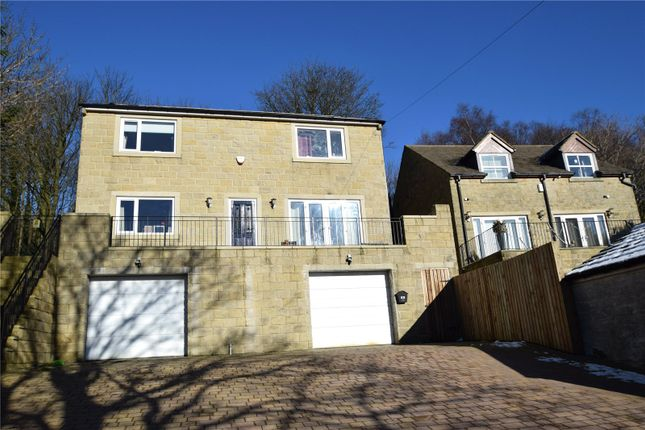 Thumbnail Detached house for sale in Braithwaite Edge Road, Keighley