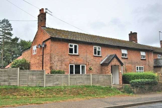 Thumbnail Semi-detached house for sale in Station Road, Hillington, King's Lynn