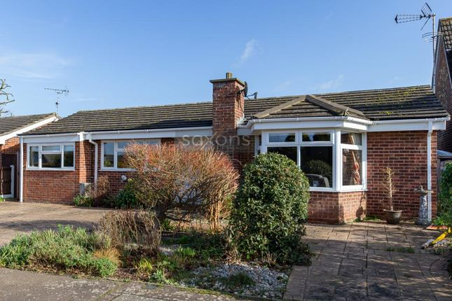 Thumbnail Bungalow for sale in Delamere Road, St. Johns, North Colchester