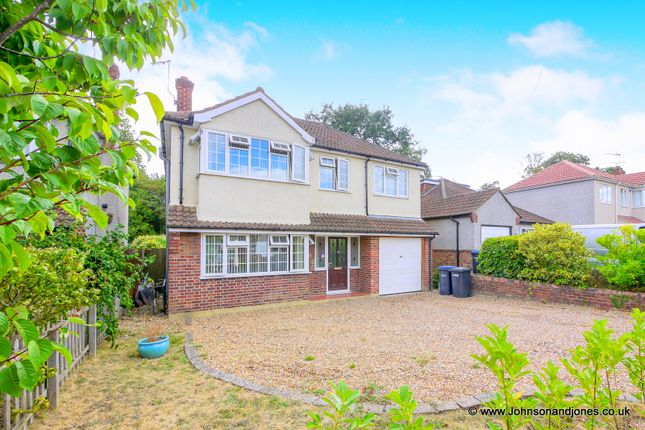 Thumbnail Detached house for sale in Franklands Drive, Rowtown