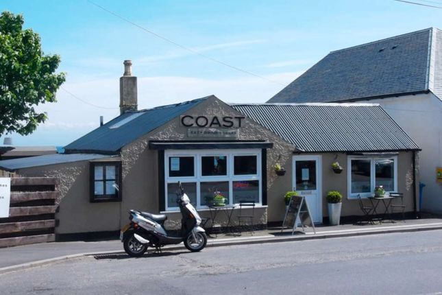 Thumbnail Restaurant/cafe for sale in Coast, Shore Road, Whiting Bay, Isle Of Arran
