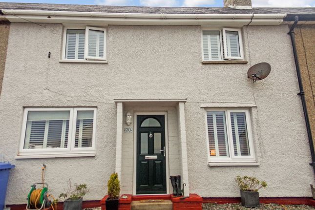 Thumbnail Terraced house for sale in Heugh Road, Craster, Alnwick