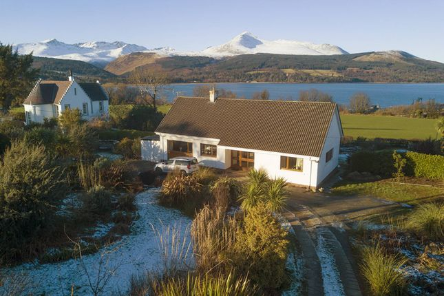 Thumbnail Detached house for sale in Strathwhillan Road, Brodick, Isle Of Arran, North Ayrshire