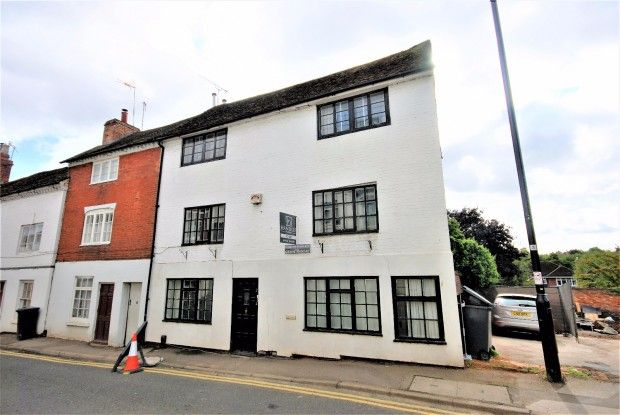 Thumbnail End terrace house to rent in New Street, Kenilworth