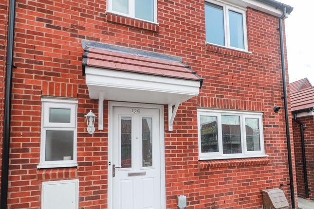 3 bed semi-detached house to rent in Jockey Way, Plot 280, Andover SP11