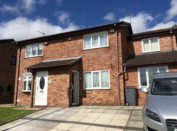 Thumbnail Shared accommodation to rent in Whygate Grove, Birches Head, Stoke-On-Trent