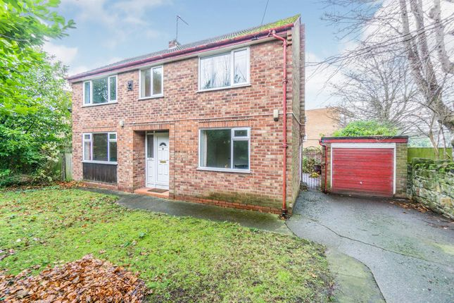 Thumbnail Detached house for sale in Wellington Road, Prenton
