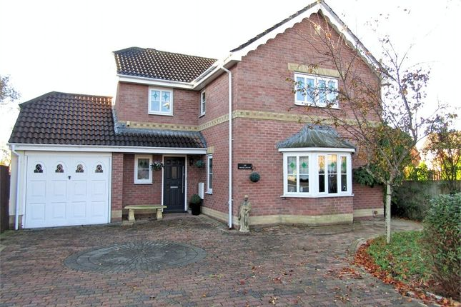 4 bed detached house for sale in Pant Bryn Isaf, Llwynhendy, Llanelli, Carmarthenshire