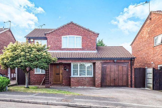 Thumbnail Detached house for sale in Squires Croft, Walsgrave On Sowe, Coventry