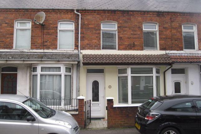 Thumbnail Terraced house to rent in Colvil Street, Belfast