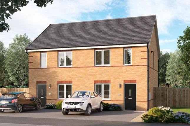 3 bed semi-detached house for sale in Chilton, Ferryhill DL17