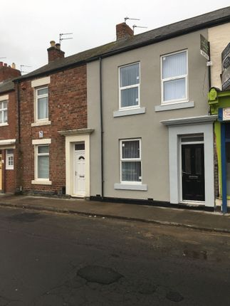 Thumbnail Terraced house to rent in Bowes Street, Blyth