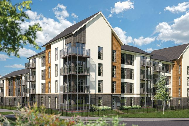 """2 bed flat for sale in """"Mayfield House"""" at Mansell Road, Patchway, Bristol BS34"""