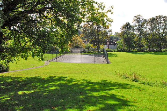 Tennis Courts of Galton House, Royal Herbert Pavilions, Shooters Hill, London SE18