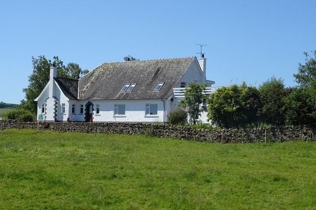 Thumbnail Detached house for sale in Nr Auldgirth, Dumfries