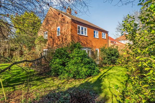 Thumbnail Detached house for sale in Edgefield Road, Briston, Melton Constable