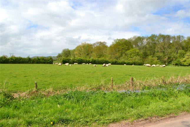 Thumbnail Land for sale in Adjoining Beeches Park, Boughrood, Brecon, Powys