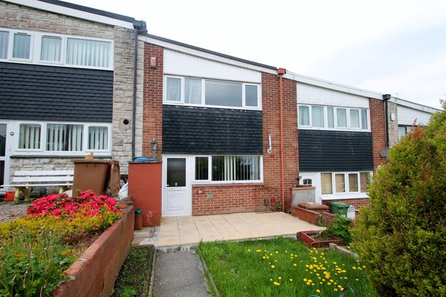 Thumbnail Terraced house for sale in Lundy Close, Plymouth