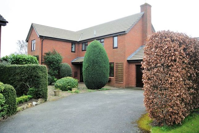Thumbnail Detached house for sale in The Ridings, Maisemore, Gloucester