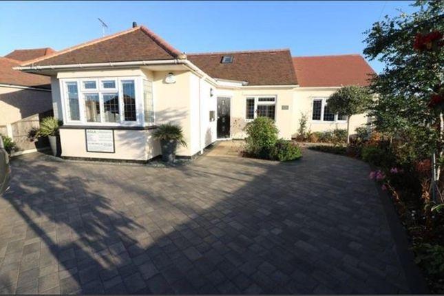 Thumbnail Detached bungalow for sale in Hampton Gardens, Southend-On-Sea