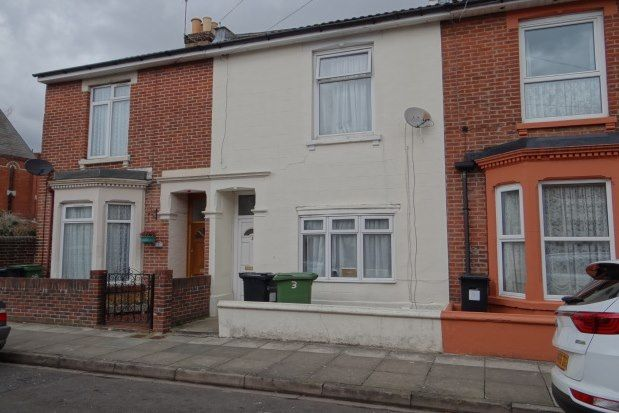 Thumbnail Property to rent in Playfair Road, Southsea