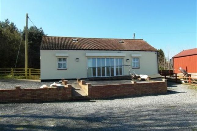 Bungalow to rent in Escomb, Bishop Auckland