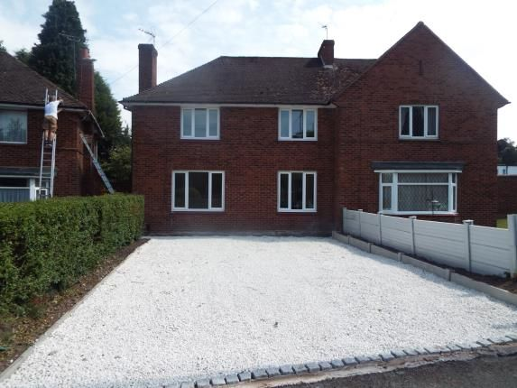 Thumbnail Semi-detached house for sale in School Road, Tettenhall Wood, Wolverhampton, West Midlands